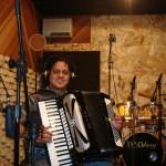 1 -Sala Viva - Jovenil Pereira gravando no CD Unimed EnCantos