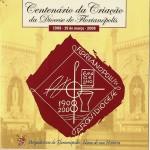 128 - Centenário Arquidiocese  Florianópolis 2008 (SC)