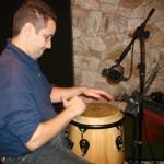 15 - Percussionista Victor Gub