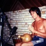 18 - Jerry, percussionista do Grupo  Dazaranha