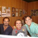 20 - Edú e Armando, Membros do Coral Hélio Teixeira da Rosa