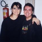 23 - Cantora  Fernanda Abreu e Alécio